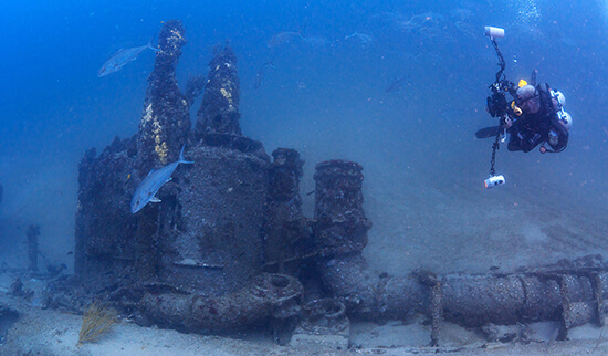 Shipwrecks | Monitor National Marine Sanctuary