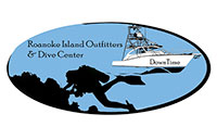 Roanoke Island Outfitters and Dive Shop Logo