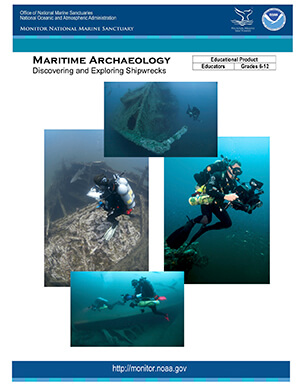 cover of Maritime Archaeology: Discovering and Exploring Shipwrecks