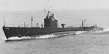 photo of USS Tarpon